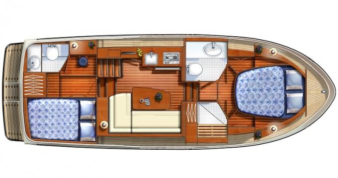 Location yacht à Vermenton - Linssen Linssen 30.9AC sur SamBoat
