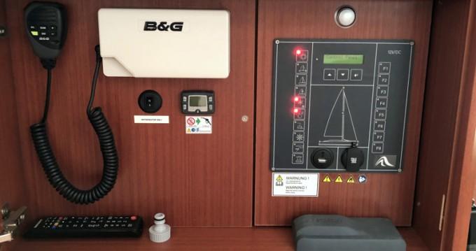 Location bateau Hanse Hanse 455 à Rogoznica sur Samboat