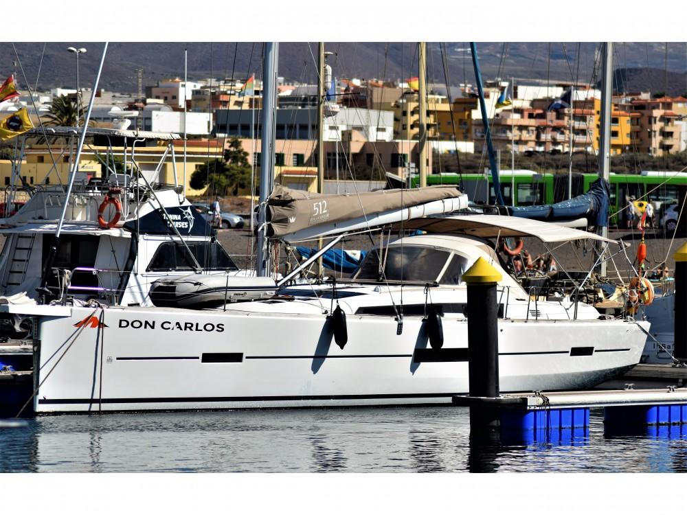 Dufour Dufour 512 GL entre particuliers et professionnel à Arrecife