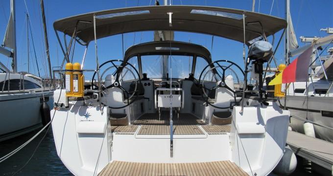 Location bateau Jeanneau Sun Odyssey 479 à Lanzarote sur Samboat