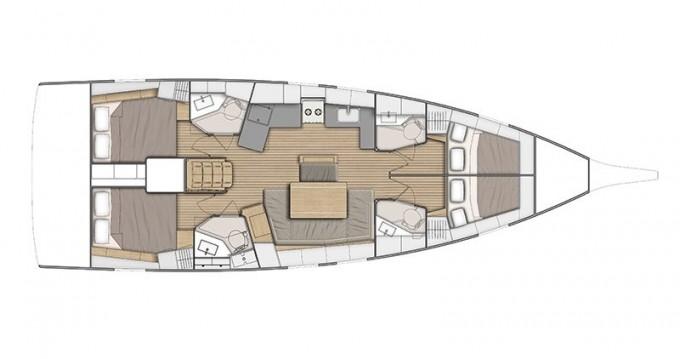 Location yacht à Salerno - Bénéteau Oceanis 46.1 sur SamBoat