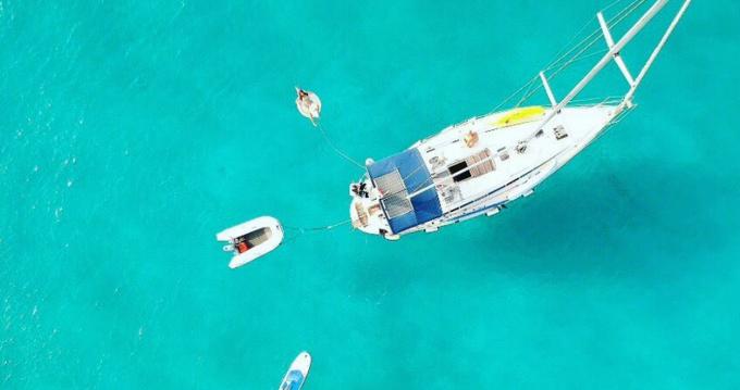 Location Voilier Velero&Buceo&Fun Islas Baleares Furia avec permis