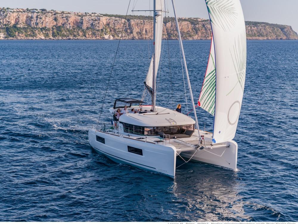 Louer Catamaran avec ou sans skipper Lagoon à Spalato