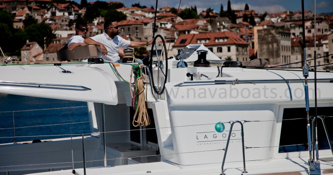 Location yacht à Slano - Lagoon Lagoon 450 (2014) equipped with generator, A/C (saloon) sur SamBoat