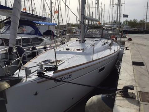 Location Voilier à Marina del Sur - Jeanneau Sun Odyssey 509