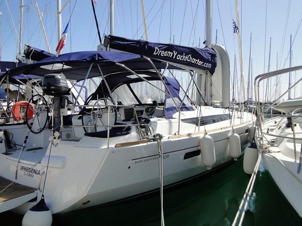 Louez un Jeanneau Sun Odyssey 509 à Dubrovnik