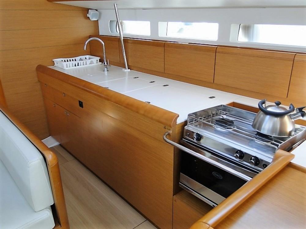 Location yacht à Dubrovnik - Jeanneau Sun Odyssey 509 sur SamBoat