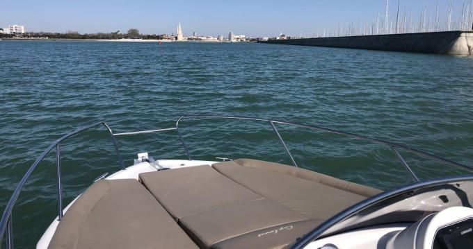 B2 Marine Cap Ferret 652 Day Cruiser entre particuliers et professionnel à La Rochelle