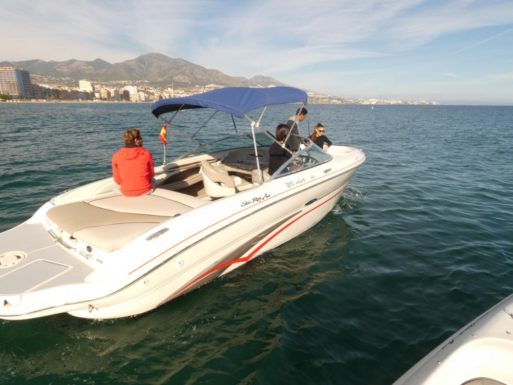 Location bateau Fuengirola pas cher Sea Ray 220 Select