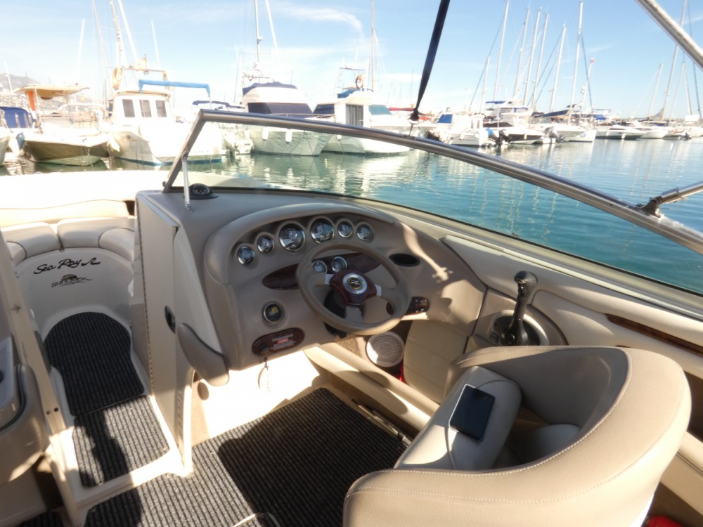 Location yacht à Fuengirola - Sea Ray Sea Ray 220 Select sur SamBoat