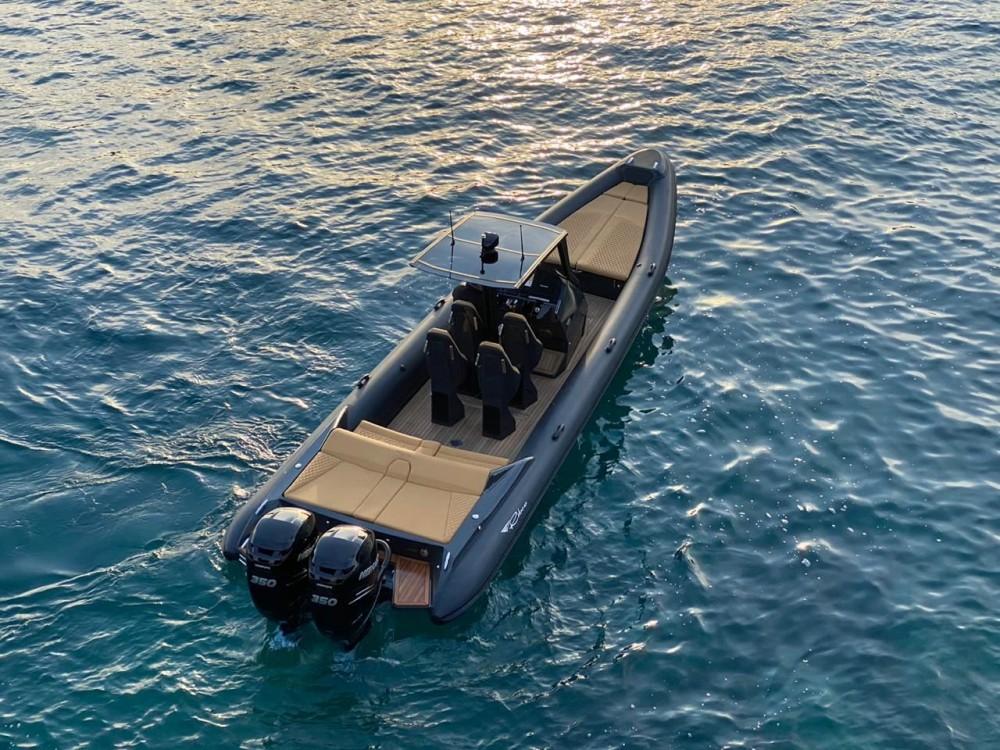 Location bateau Grad Zadar pas cher Seafarer 33