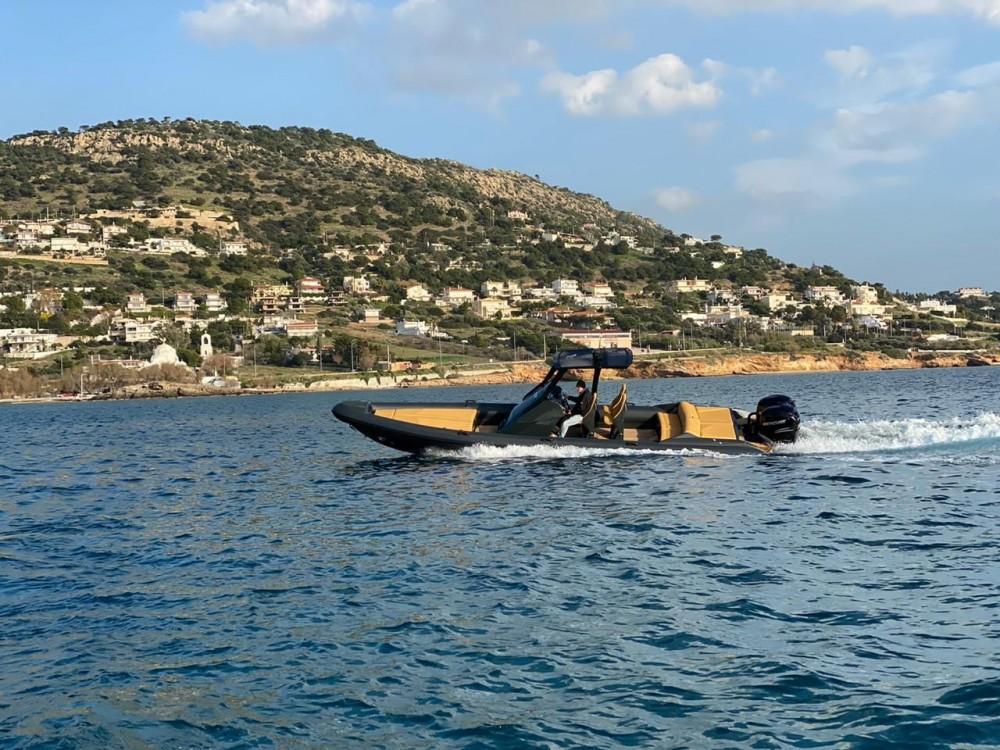 Ribco Seafarer 33 entre particuliers et professionnel à Grad Zadar