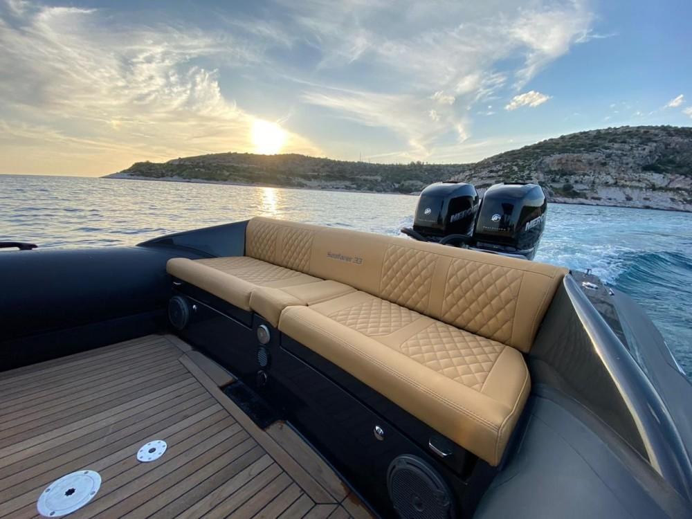 Location bateau Ribco Seafarer 33 à Grad Zadar sur Samboat