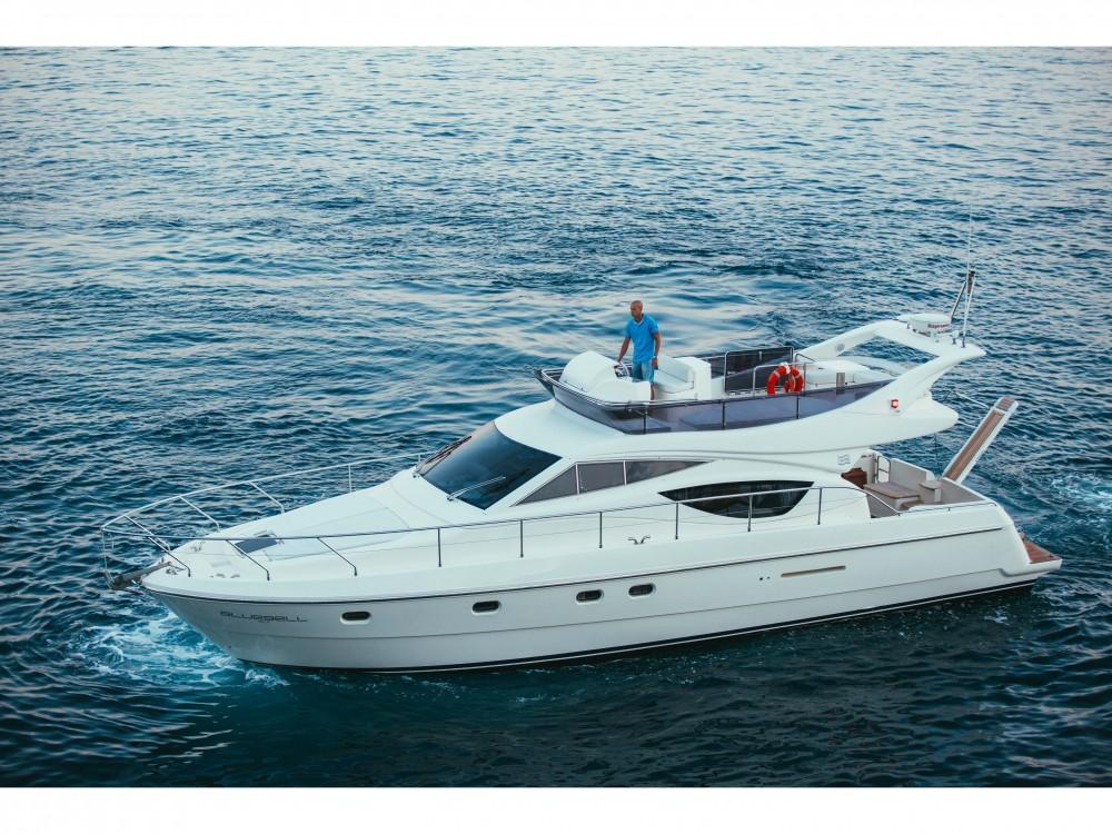 Location bateau Ferreti Ferretti 460 à ACI Marina Split sur Samboat