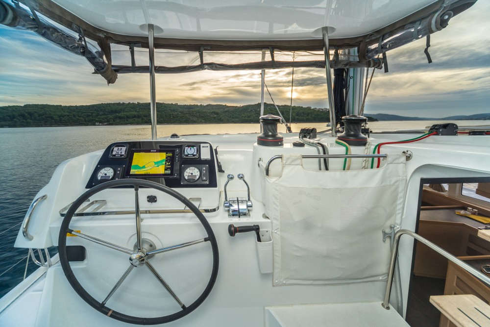 Location yacht à Split - Lagoon Lagoon 42 (2017) MALA KATE equipped with generator, A/C (saloon) sur SamBoat