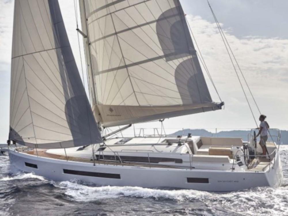 Jeanneau Sun Odyssey 490 entre particuliers et professionnel à Olbia