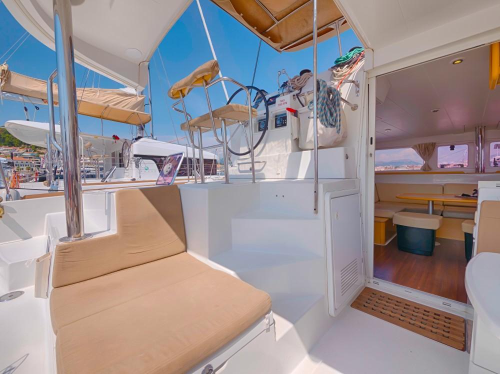 Location bateau Lagoon Lagoon 400 à Split sur Samboat