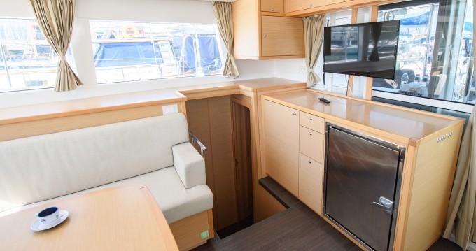 Louer Catamaran avec ou sans skipper Lagoon à Lefkada (Île)