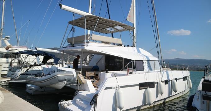 Location bateau Port de Lefkada pas cher Nautitech 46 Fly