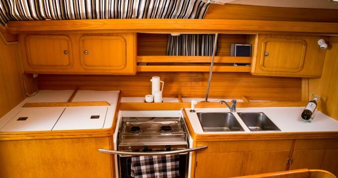 Location bateau Lefkada (Île) pas cher Feeling Kirie 39