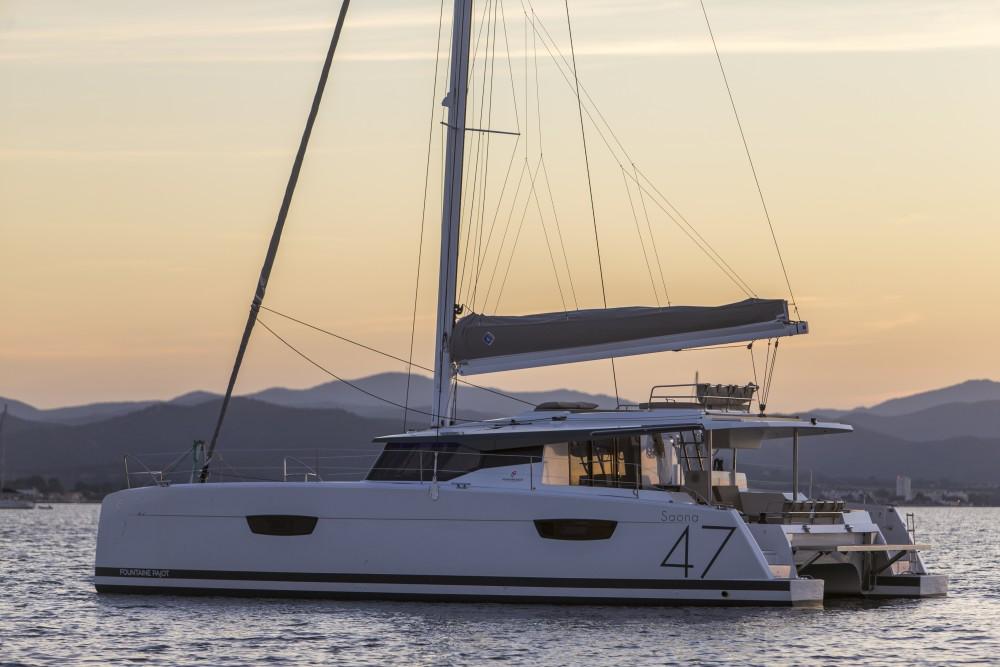 Location yacht à Pula - Fountaine Pajot Saona 47 sur SamBoat