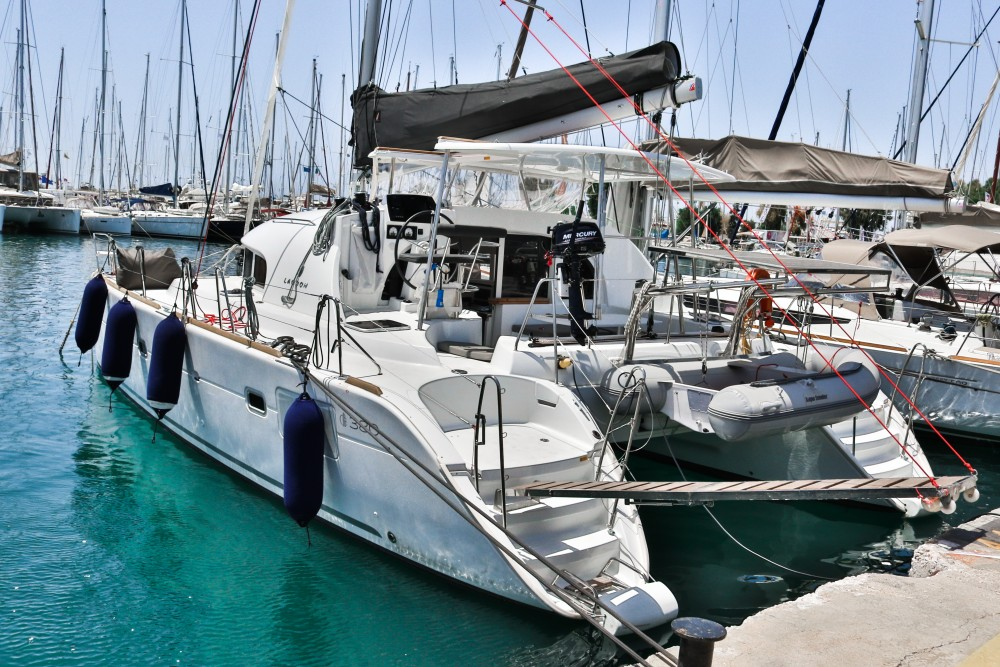 Location yacht à Álimos - Lagoon Lagoon 380 ( INVENTER ) sur SamBoat