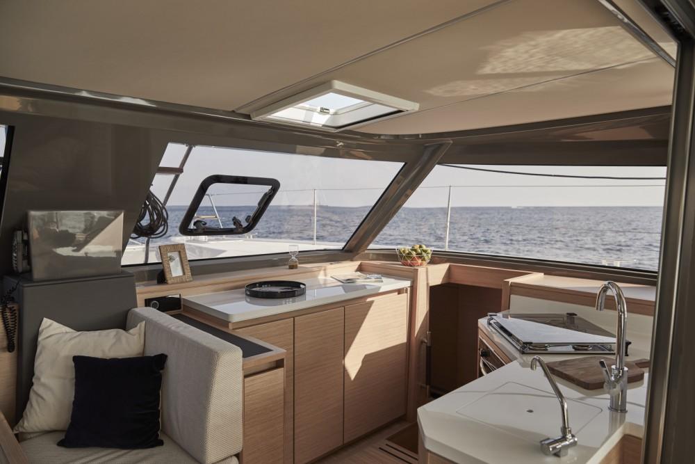 Location yacht à Castelldefels - Nautitech Nautitech 40 sur SamBoat