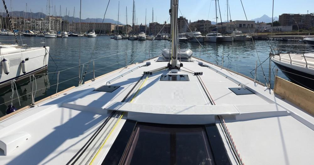 Location Voilier à Marsala Marina - Bénéteau Oceanis 48