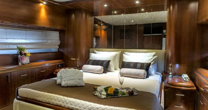 Location Yacht à Palaio Faliro - Posillipo Technema 67