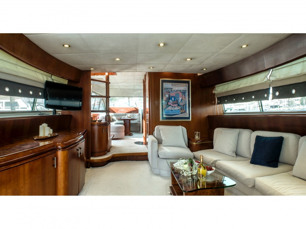 Yacht à louer à Athenes au meilleur prix