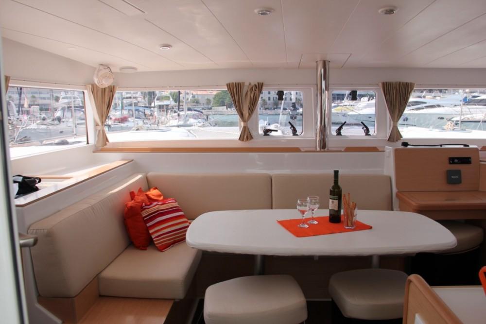 Location yacht à Split - Lagoon Lagoon 400 sur SamBoat