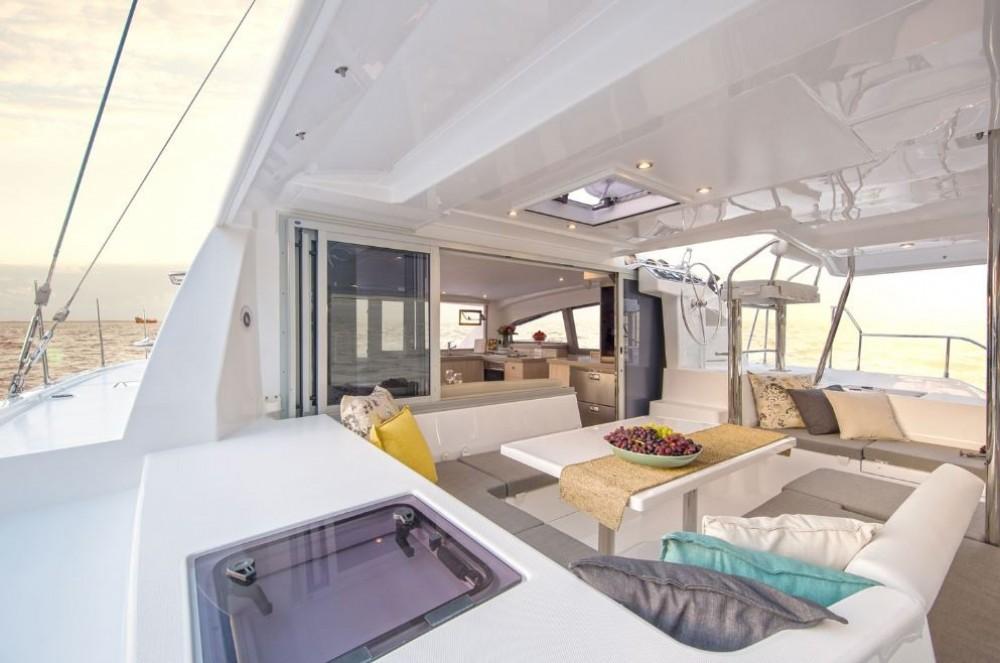 Louer Catamaran avec ou sans skipper Robertson-Caine à La Paz