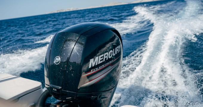 Location yacht à Pointe-Rouge - Quicksilver Activ 675 Open sur SamBoat