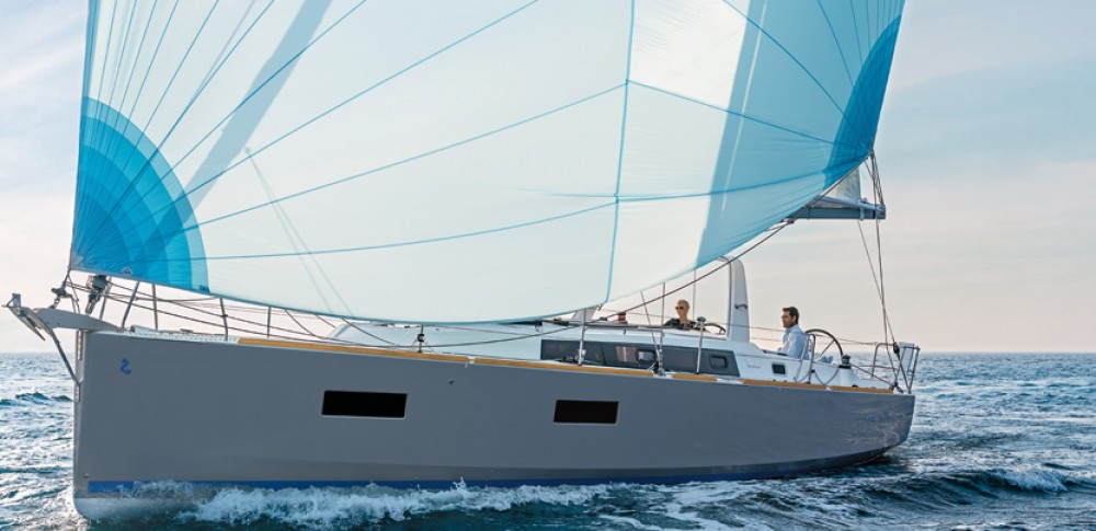 Location bateau Stockholm pas cher Oceanis 38