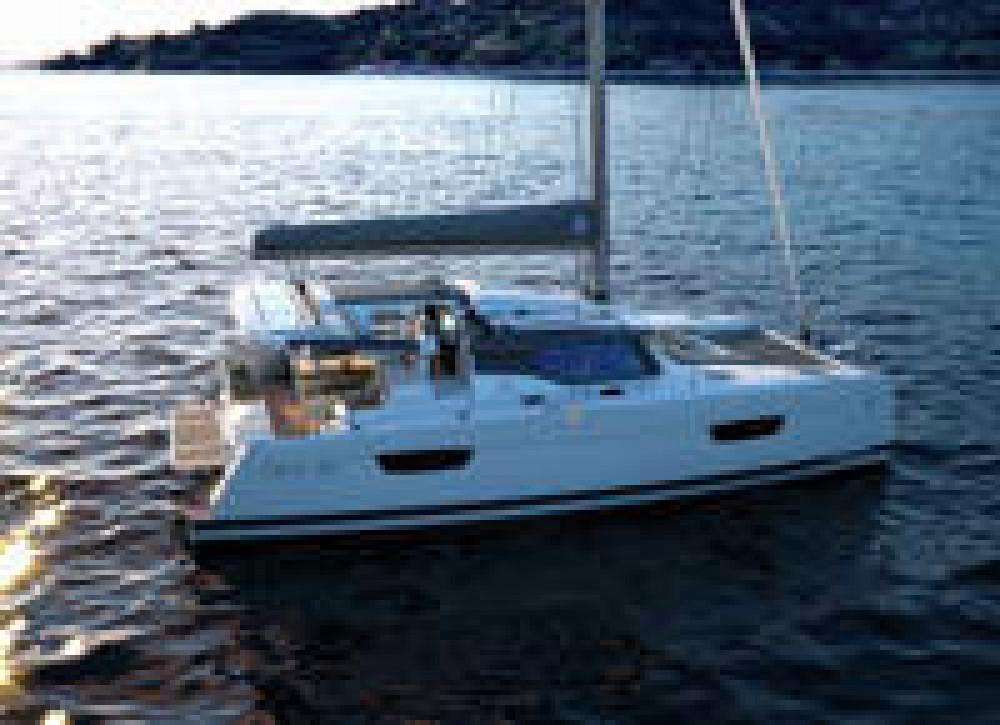 Location yacht à Saint-Martin (France) - Fountaine Pajot Astrea 42 sur SamBoat