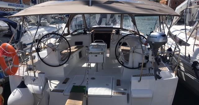 Location Voilier à Marina del Sur - Jeanneau Sun Odyssey 519