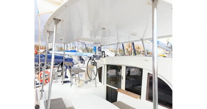 Location Catamaran à Palma de Majorque - Lagoon Lagoon 380