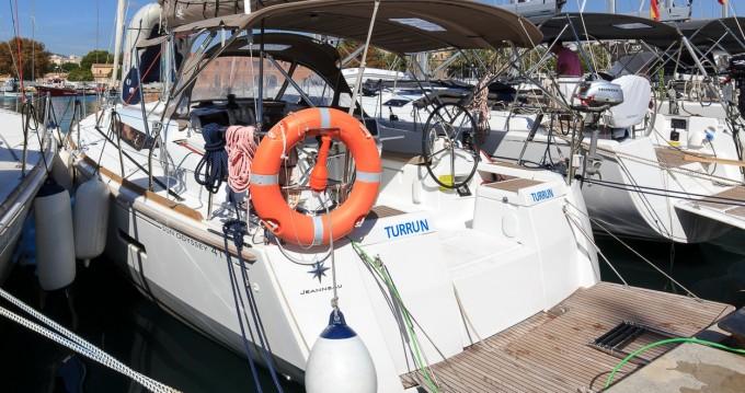 Location Voilier à Palma de Majorque - Jeanneau Sun Odyssey 419