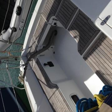 Location yacht à Canet-en-Roussillon - Hanse Hanse 342 sur SamBoat