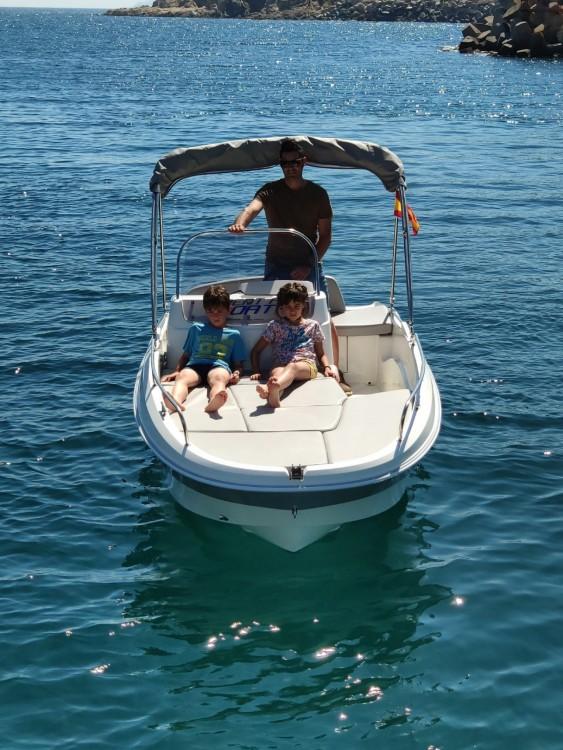 Location bateau Remus Remus 450 open à Port Esportiu Marina Palamos sur Samboat