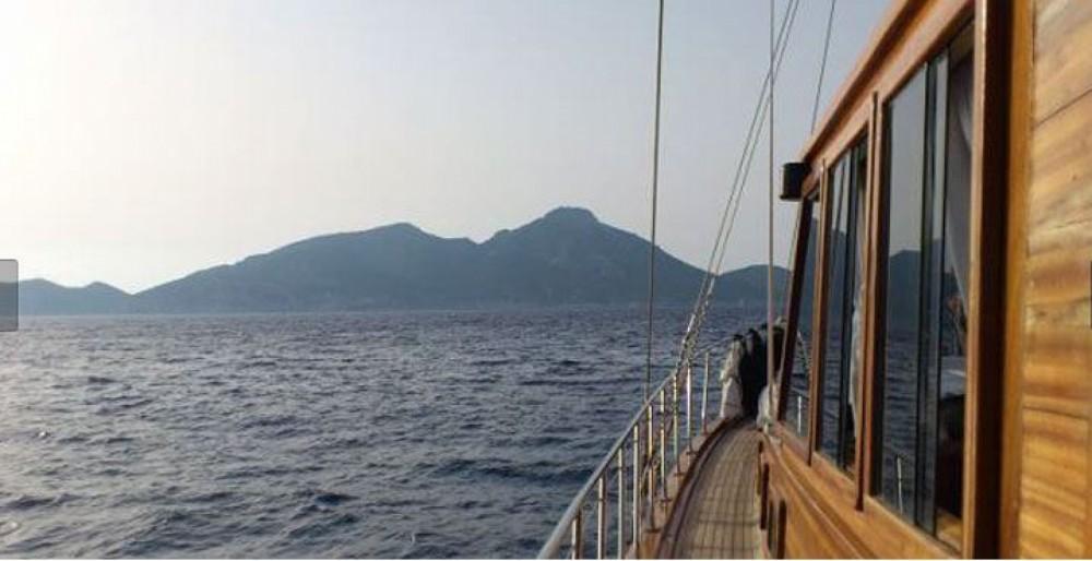 Location Voilier à Marbella - Goleta Suite del Mar