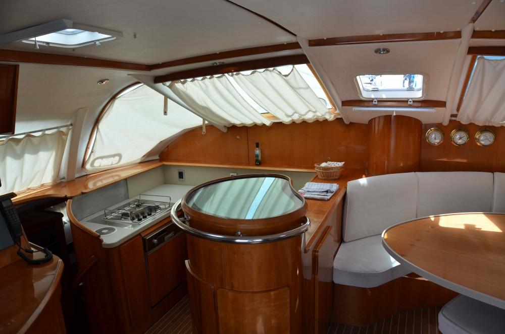 Location bateau Seget Donji pas cher Privilege 465