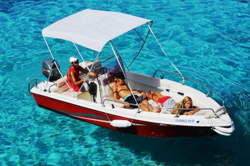 Location bateau Gaios pas cher 470