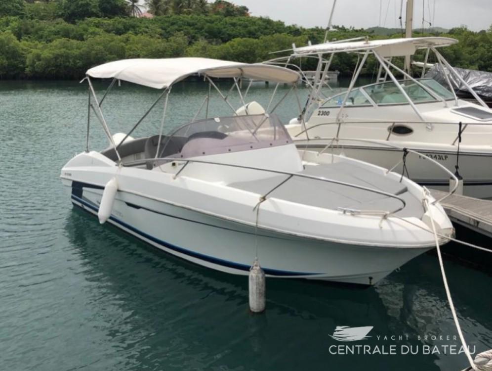 Location bateau Bénéteau Flyer 650 Sun Deck à Le Lavandou sur Samboat