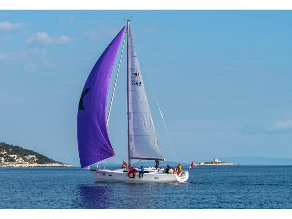 Location bateau X-Yachts X-Yacht 4-3 à Split sur Samboat