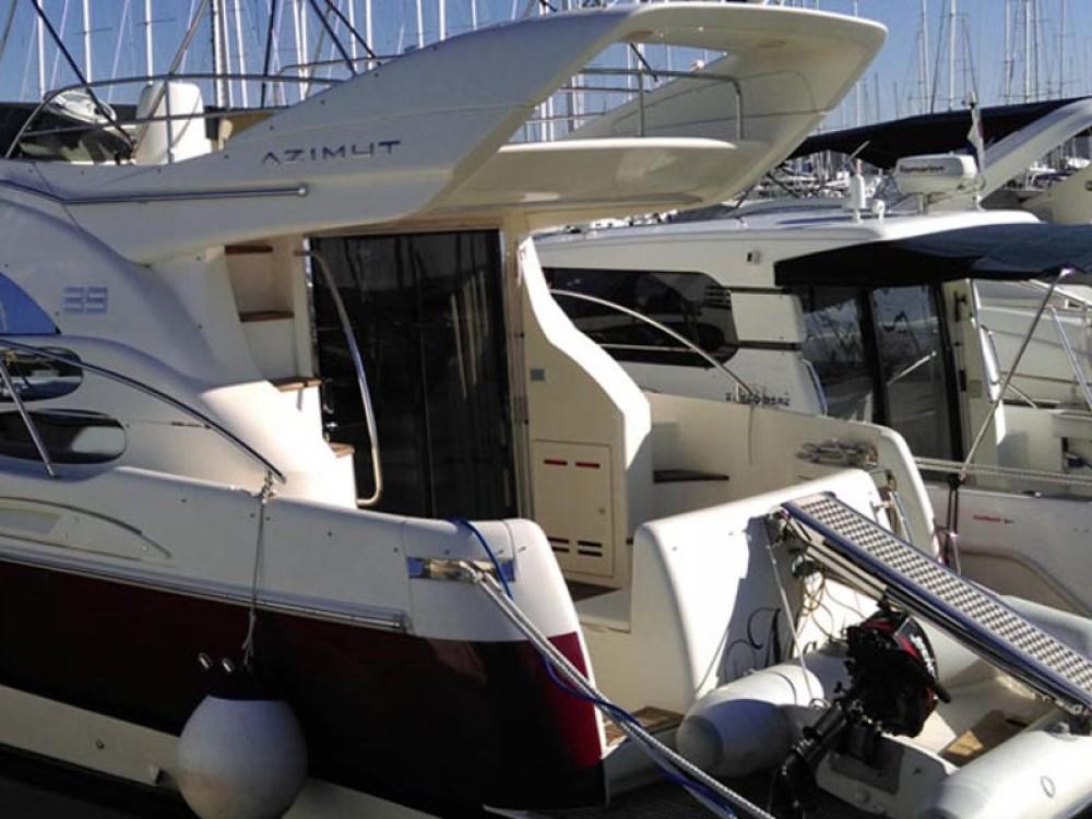 Location yacht à  - Azimut Azimut 39 sur SamBoat