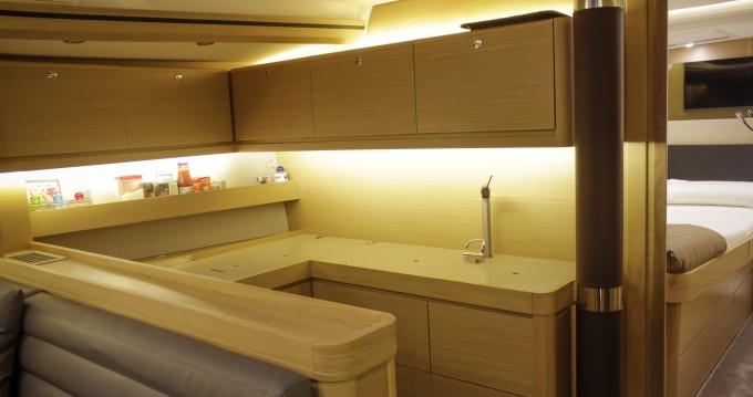 Location yacht à Marina di Ragusa - Dufour Dufour 56 Exclusive sur SamBoat