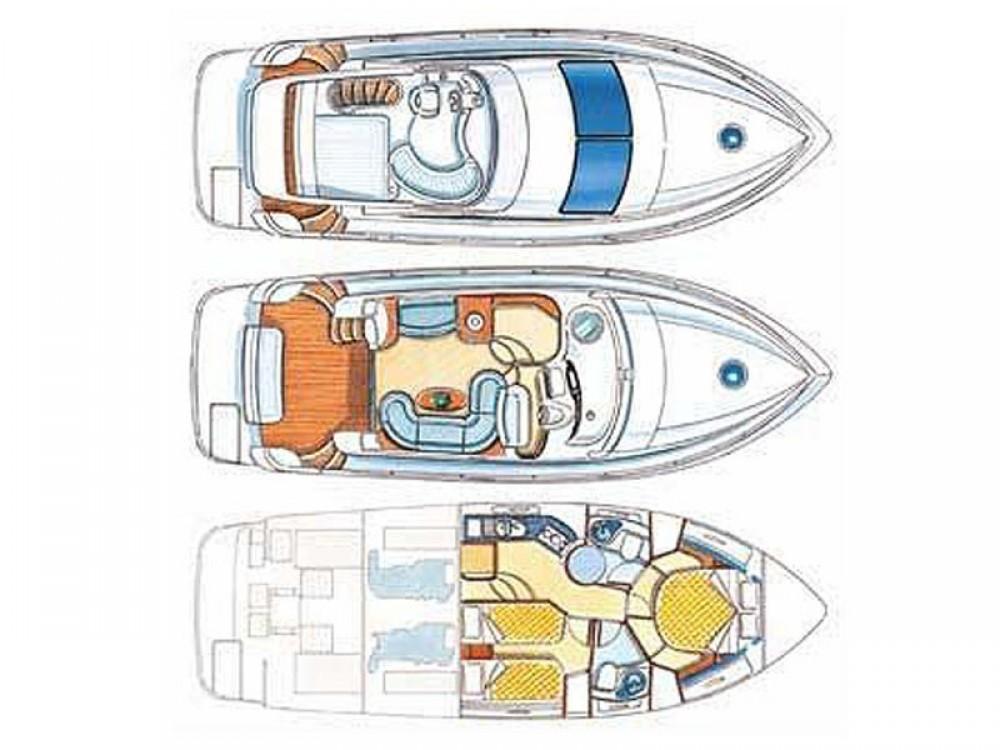 Location bateau Pirovac pas cher Azimut 39