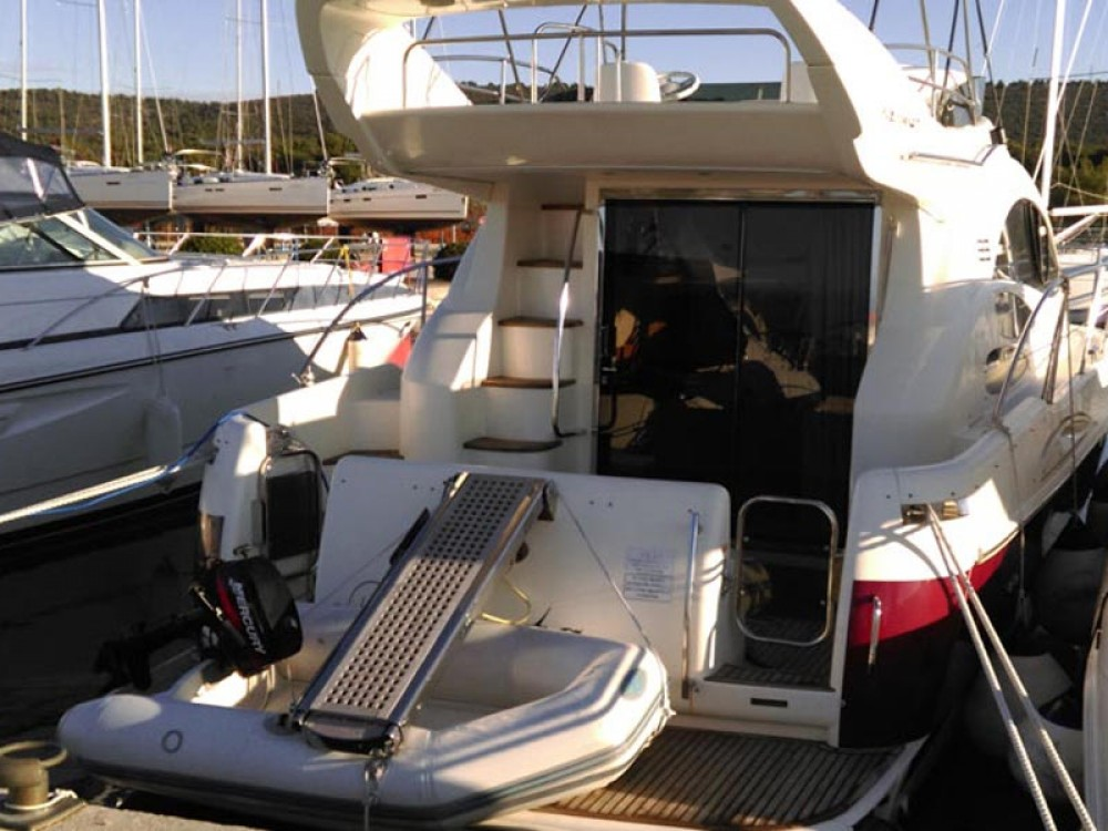 Location yacht à Pirovac - Azimut Azimut 39 sur SamBoat