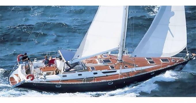 Location yacht à Sète - Ocean Star 56.1 sur SamBoat